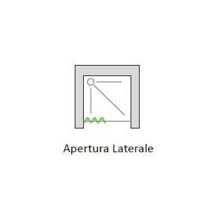 Box Doccia in PVC Un Lato 1...
